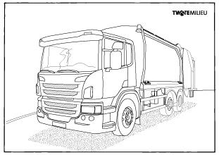 Kleurplaten Pasen Zonder Reclame.Kleurplaten Vrachtwagen Kleurplaten Zonder Reclame
